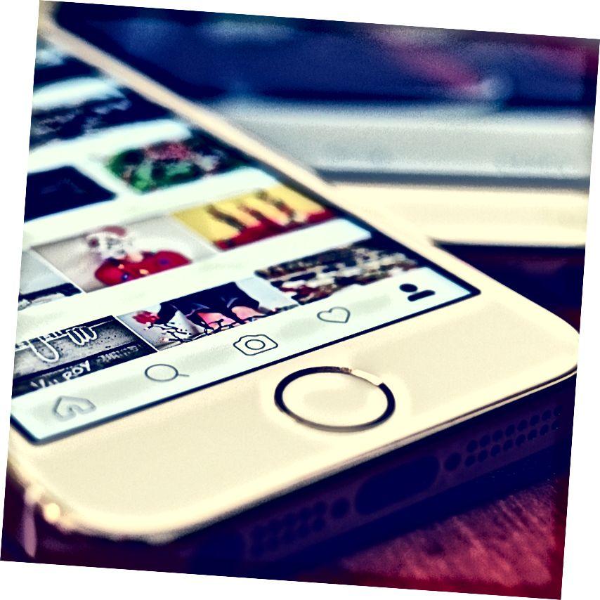 Instagram பயன்பாடு