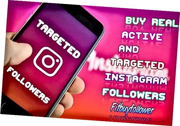 Acquista follower su Instagram
