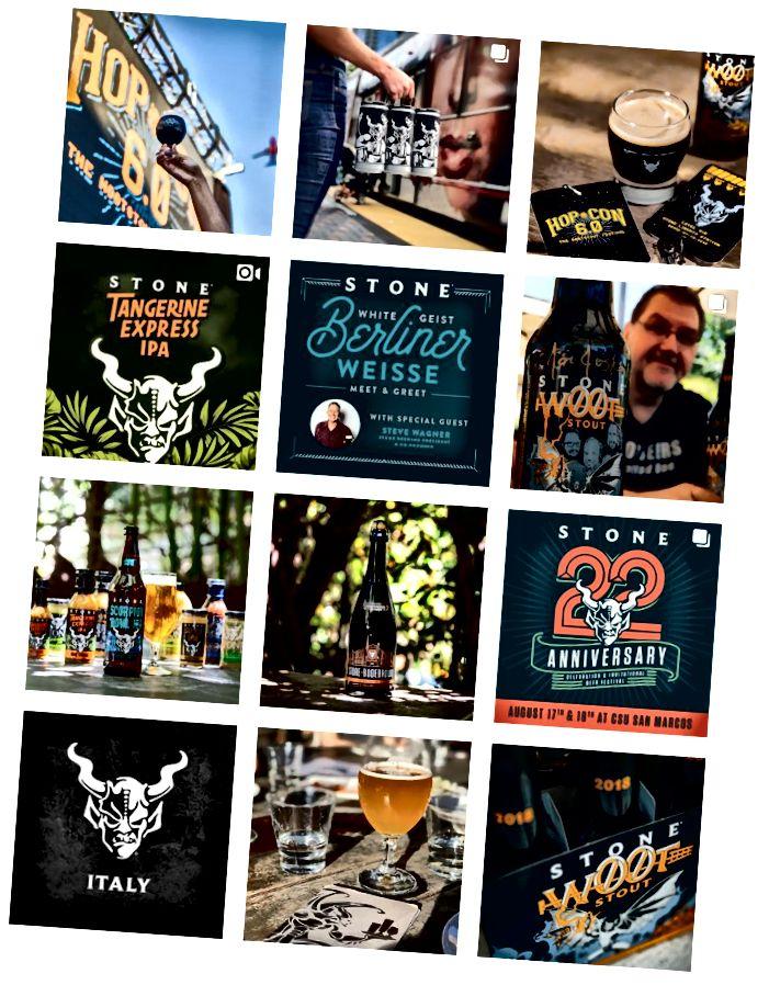 تغذية Instagram من Allagash Brewing و Montauk Brewing و Stone Brewing في 21/07/2018