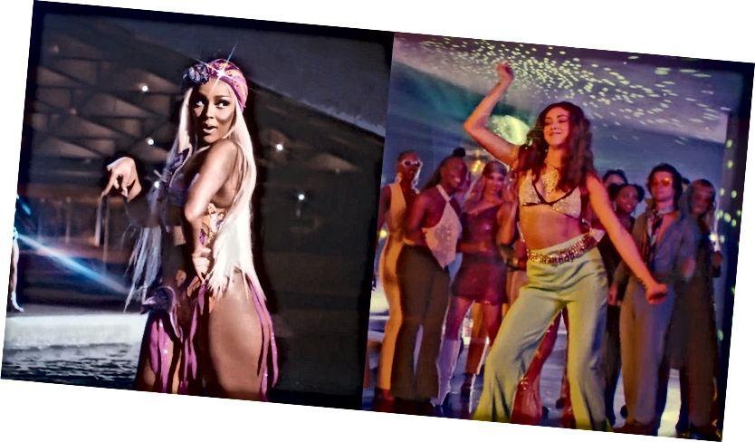 """Doja Cat inkluderade nyligen Haley Sharpe, känd som @yodelinghaley på TikTok, i sin musikvideo för """"Say So"""". Haley skapade ursprungligen den virala dansen för spåret, som nu har över 16 miljoner videor skapade med ljudet."""