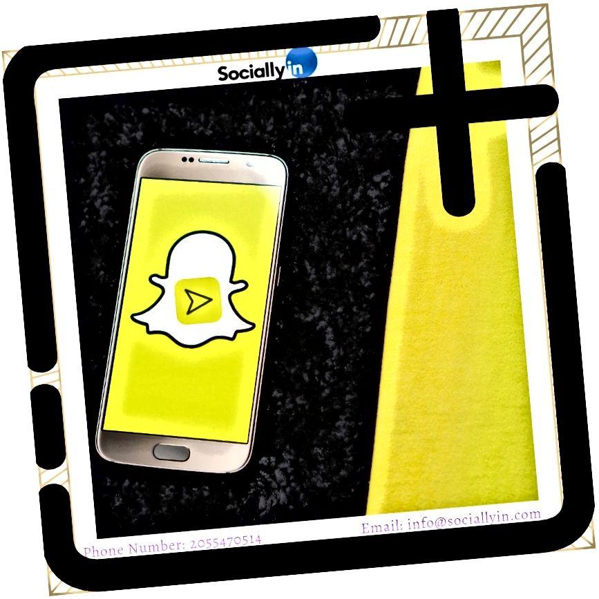 Snapchat metrike