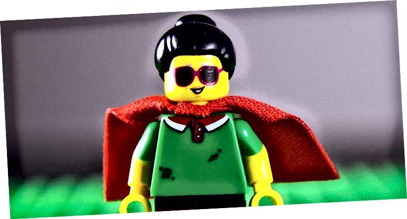 Predani Lego-ov obožavatelj DIY projekta prevođenja uputa na brajicu utro je put novom Legovom programu pristupačnosti. (Izvor: Lego za slijepe)