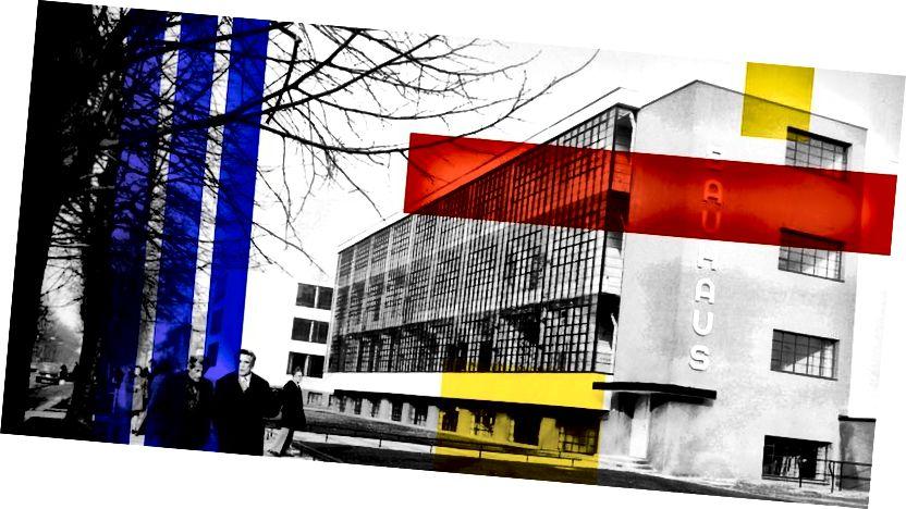 Posjetioci Njemačke mogu posjetiti Bauhausov dom u Dessauu ili vidjeti Bauhaus-Archiv u Berlinu. (Izvor: Suzbijen)