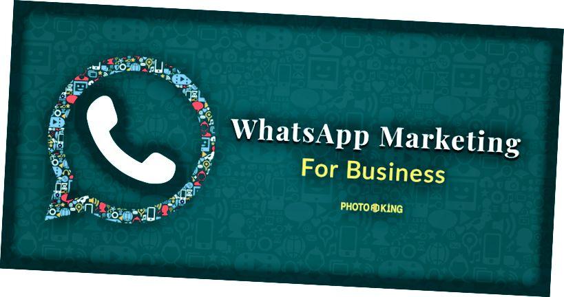 WhatsApp-marknadsföring för företag