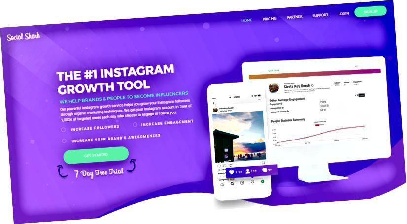 SocialShark.com