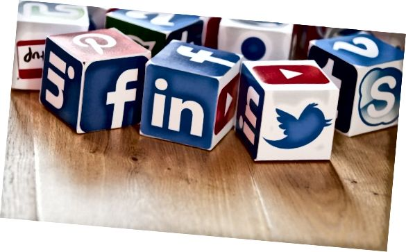 Sotsiaalmeedia kontod