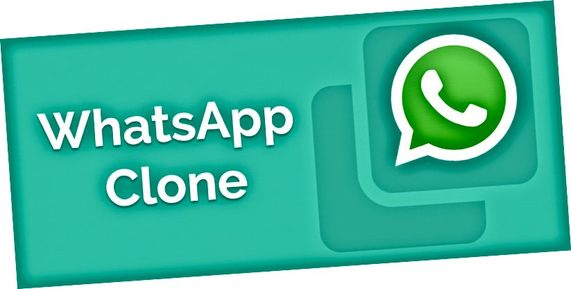 Hur skapar jag en chat-app som WhatsApp?