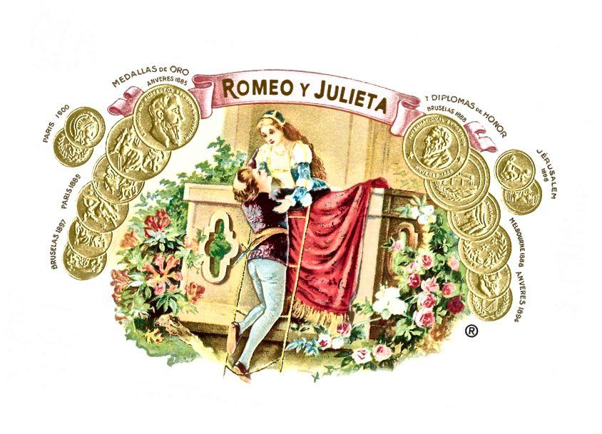 كان السيجار الكوبي الأول لـ i_post_alone هو Romeo y Julieta
