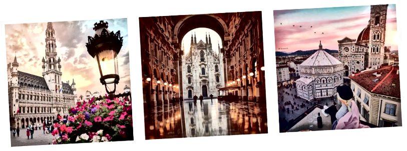 Запрашэнне падарожнічаць з банкаўскага прыкладання - Instagram Revolut