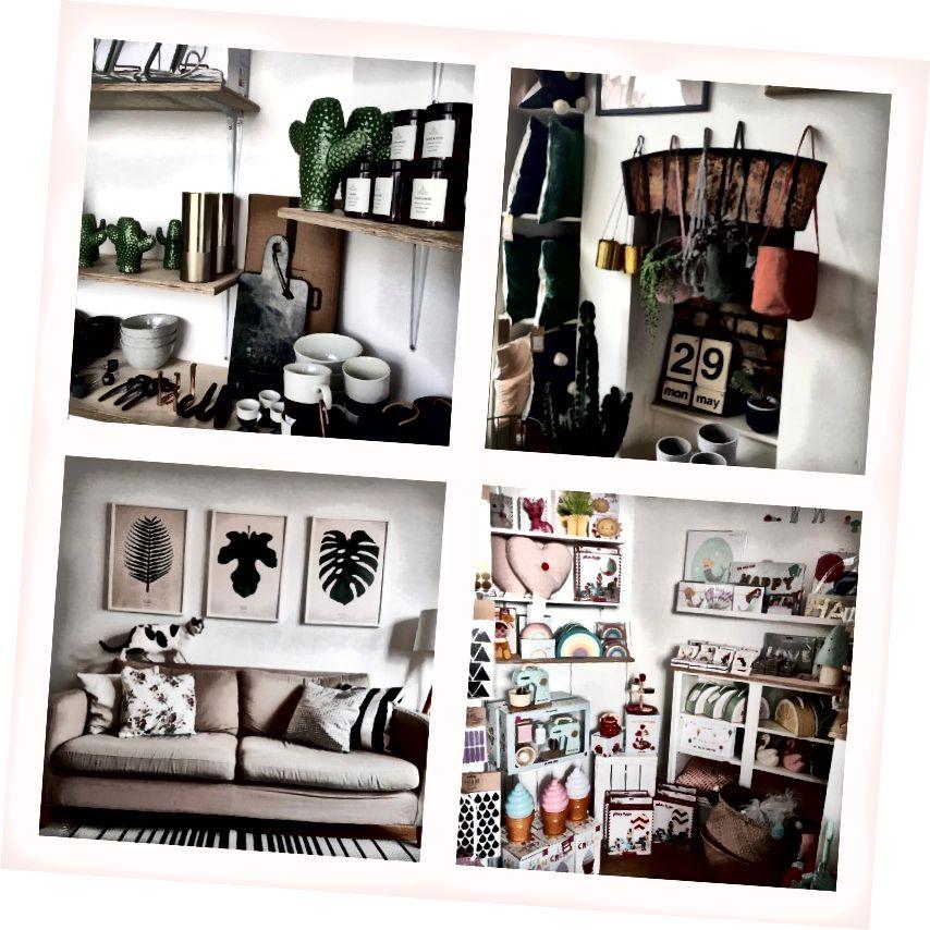 Zasněná, vyzrálá, kurátorská kolekce z nádherného obchodu v Bedminsteru