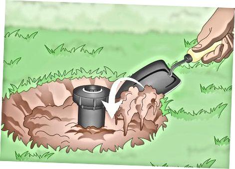 Kolla efter problem och fylla hålet