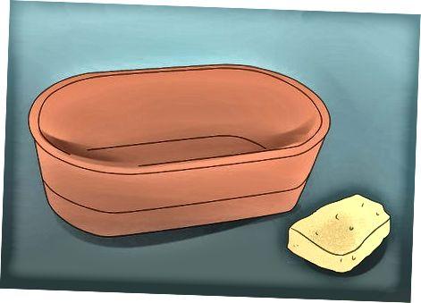 Смесване на фугираща смес