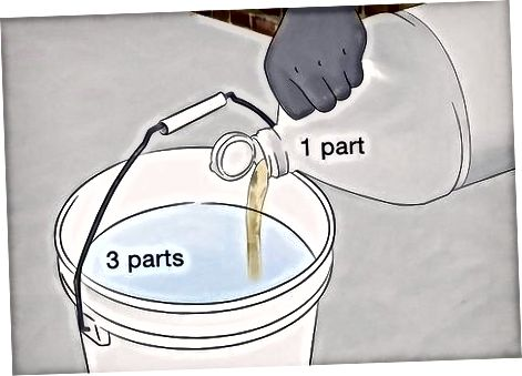 Прилагане на киселината