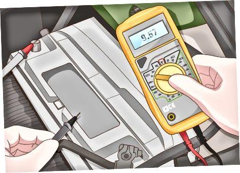 Avtomobil Batareyasını yoxlamaq