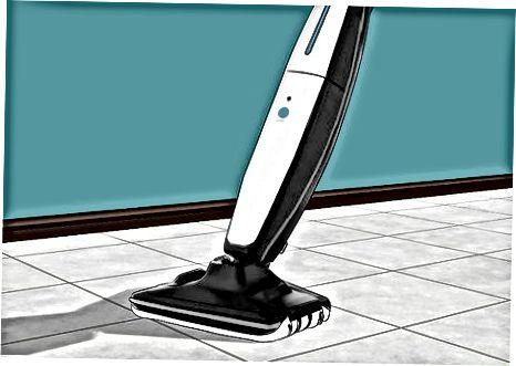 Tīrīšana ar citām metodēm