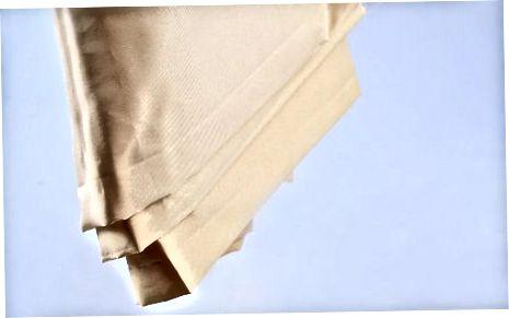 Ta bort fläckar från tvättbart tyg