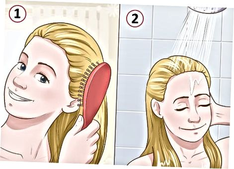 التقليل من تراكم الشعر