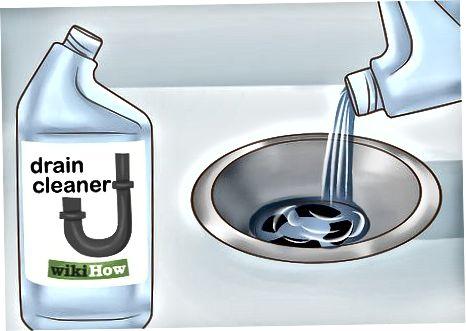 تنظيف المصارف الخاصة بك