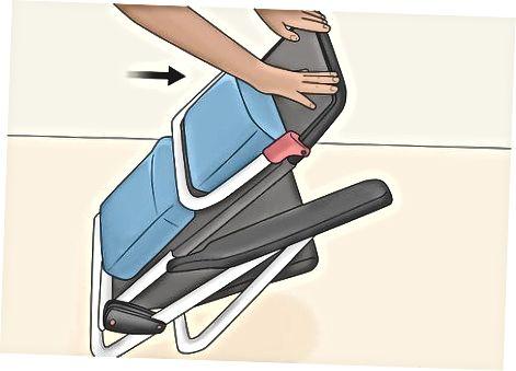 Затварање столице