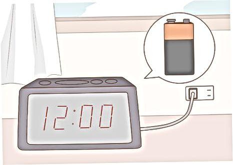Alegerea opțiunilor pe un ceas cu alarmă tradițională