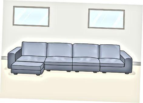 Ordna om soffan