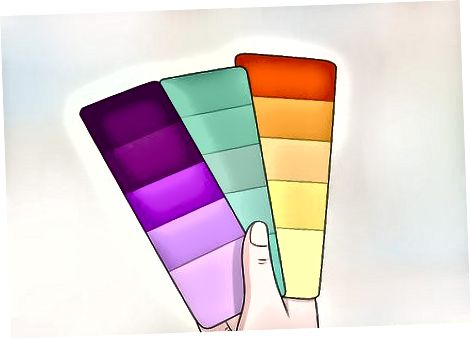 Aktualizace barevného schématu a designu