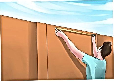 Инсталиране на панели за огради