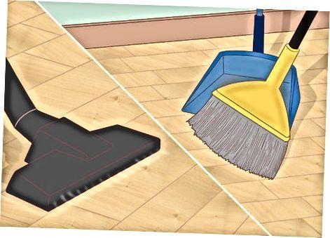 Izvođenje dubinskog čišćenja