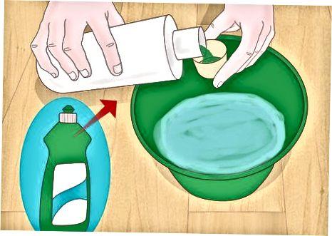 Izvajanje globinskega čiščenja