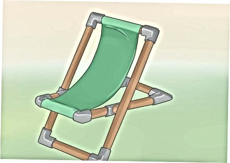 PVC strandstol