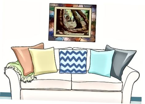معلقة جدار الفن