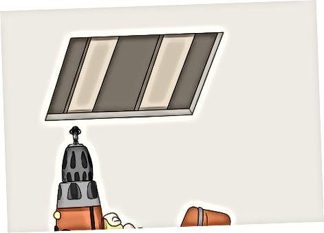 Drywall plāksteru izgatavošana lieliem caurumiem