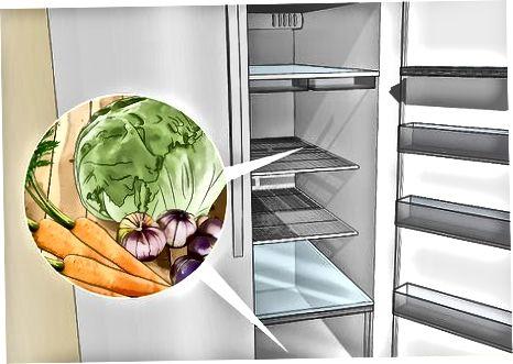 Пълнене на вашия хладилник