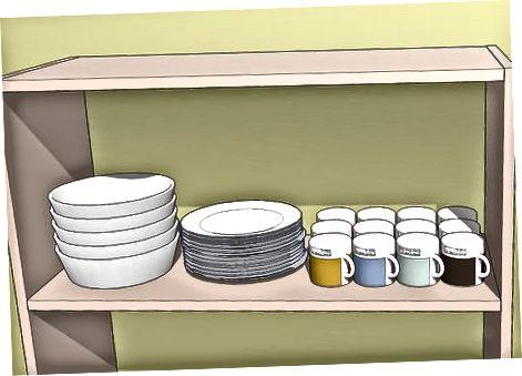 Създаване на допълнително пространство за съхранение