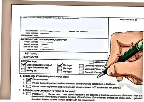 Completarea formularelor adecvate