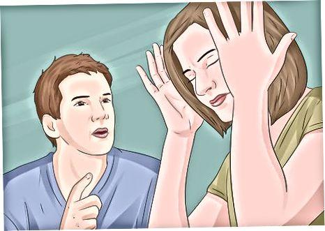 Manevrarea unor cazuri minore de control al comportamentului