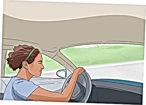 Conducerea pe șosea
