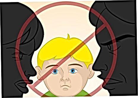 あなたの子供が離婚に対処するのを助ける