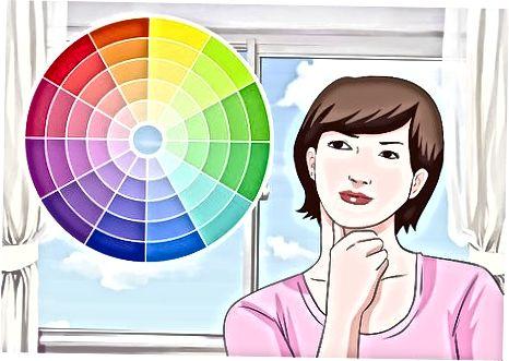 Crearea unei scheme de culori