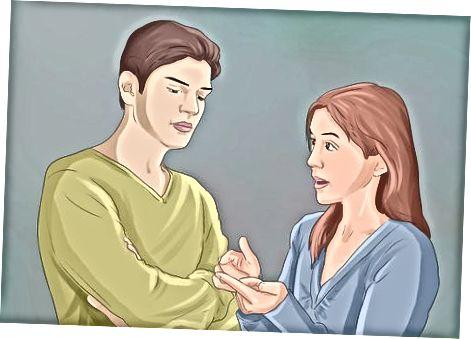 Vorbind cu soțul tău