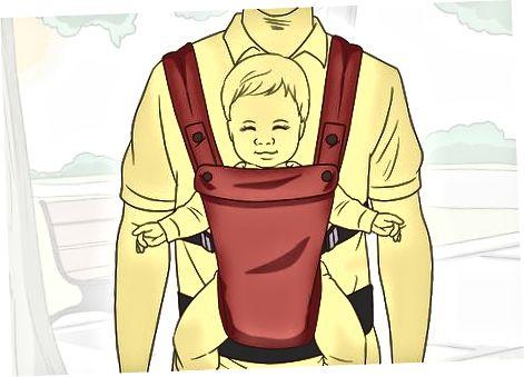 Achiziționarea de consumabile pentru transportul copilului