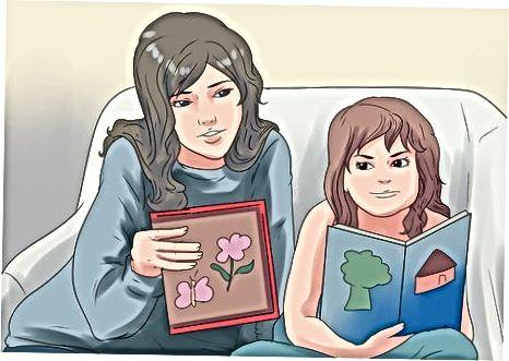 Implicarea nepoților și nepoților cu activități
