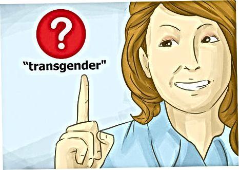 Transgender nimani anglatishini tushunish
