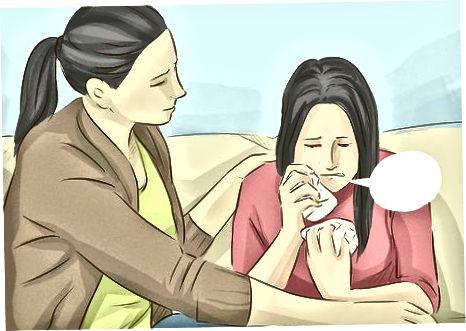Lăsându-i fiicei să vorbească