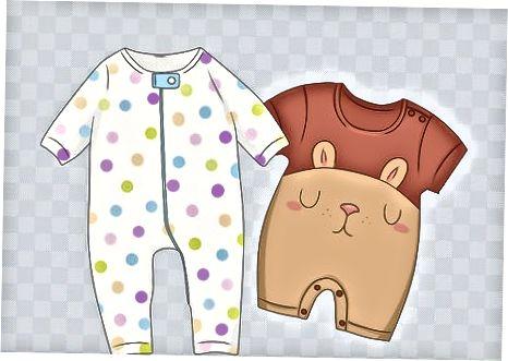 Одевать своего малыша