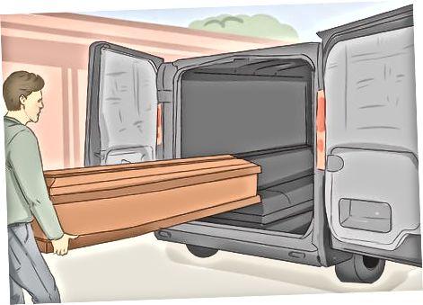 Planificarea serviciului funerar