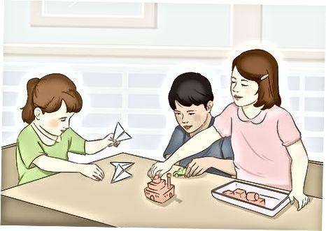 Manevrarea logisticii îngrijirii copilului