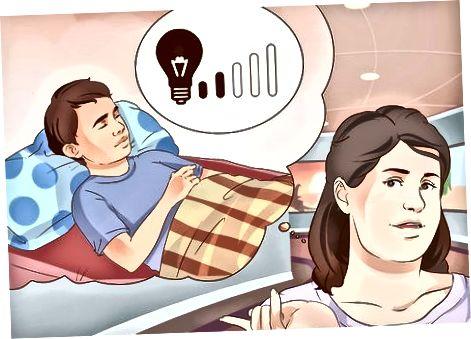Miego rutinos kūrimas