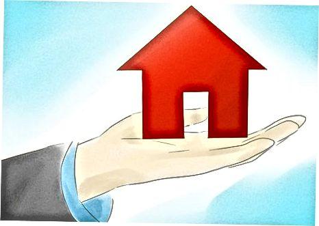 Lăsând proprietatea în afara voinței tale