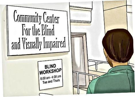 Ajustarea la pierderea vederii